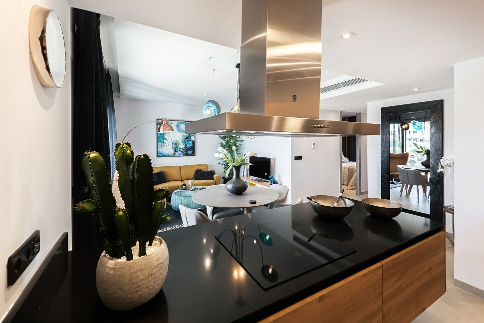 Кухня-гостиная фото 2