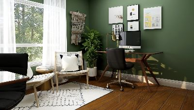 Домашний офис - Как эффективно и комфортно работать из дома?