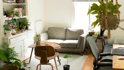 Прием гостей в малогабаритной квартире